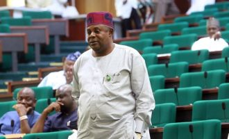 Anti-Faleke protesters ask him to  strengthen Kogi APC and forget Lagos reps' seat