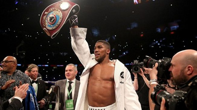 Fury calls Joshua 'disgrace to boxing' for not fighting Wilder in US