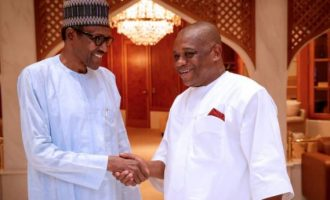 Orji Kalu: Buhari will seek re-election — except the Lord says no