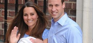 Kate Middleton gives birth to third child — a boy