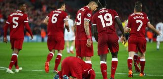 Five-star Salah and Liverpool thrash Roma