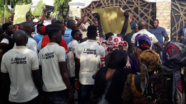 Police invade Melaye's residence as he slips out of airport