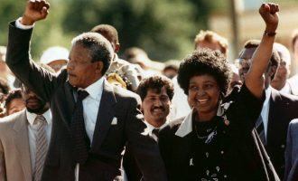 Meeting her husband at the bus stop and five other key moments of Winnie Mandela's life