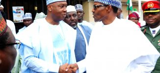 Saraki: Nigerians voted Buhari but a cabal is in charge