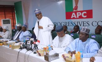 Buhari's decision to seek re-election