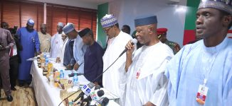 12 governors lead APC 68-member convention committee
