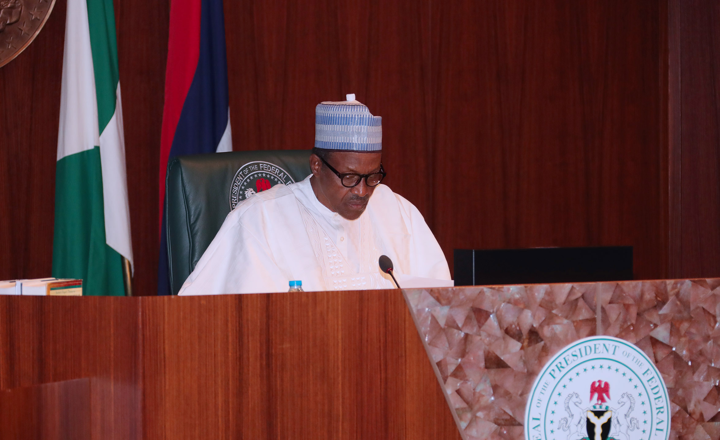 FULL LIST Buhari seeks confirmation of 23