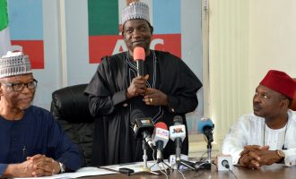 Lalong, Banire, SGF on panel 'to examine' extension of Oyegun's tenure