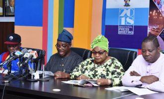 EXTRA: Lagos now translating bills into pidgin