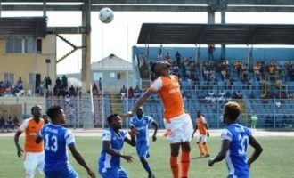 Victory for Rivers United, MFM in rescheduled NPFL games