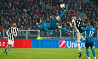 Ronaldo and Madrid reign supreme in Turin, Bayern subdue Sevilla