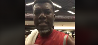 VIDEO: Angry Omokri hits Buhari over 'lazy youth' comment