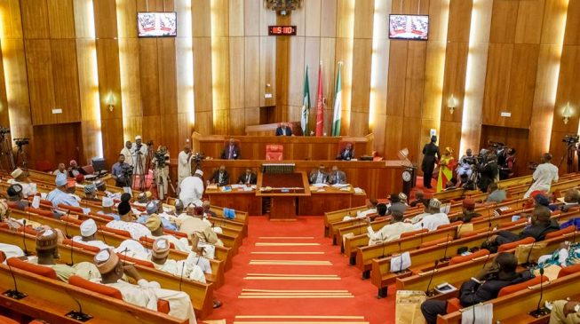Senate: We'll allow Senator Omo-Agege to resume