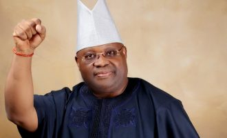 CLOSE-UP: Adeleke, the Osun PDP guber flagbearer who danced his way into politics