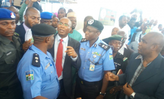 IGP 'under pressure' to release Omo-Agege