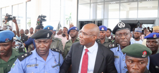 Security beefed up at n'assembly in anticipation of Omo-Agege's return