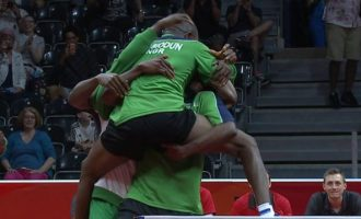 Commonwealth Games: Nigeria's table tennis team beat England to qualify for final