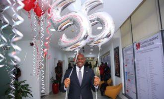 Tony Elumelu at 55: Still giving