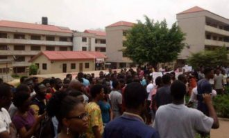 UI shuts down hall of residence after students protest fee hike