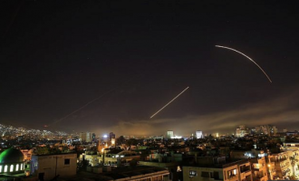 US, UK, France launch airstrikes on Syria over suspected chemical attack
