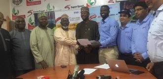 NFF signs two-year sponsorship deal with TVS King
