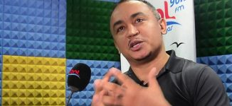 'This table you're shaking has repercussions' — Daddy Freeze hits Adichie over 'wife' controversy