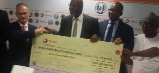 NBBF signs 'biggest ever' sponsorship deal with Total Nigeria