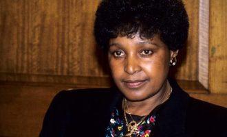 Adieu Winnie Mandela