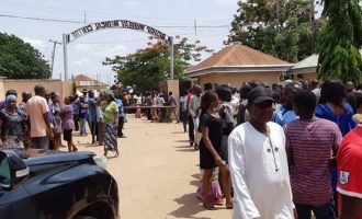 Priests, worshipers killed in Benue church 'were praying for solution to killings'
