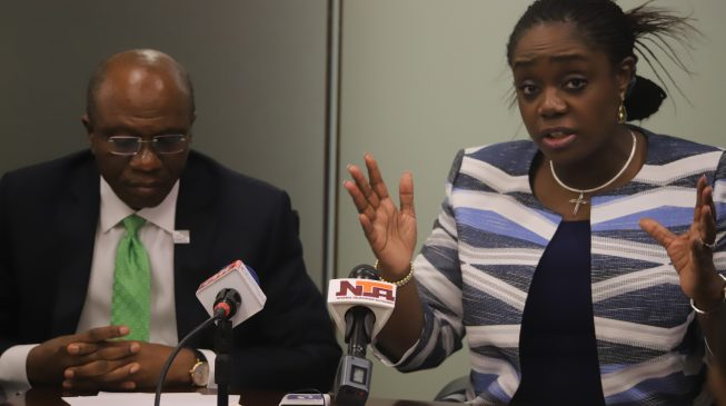 Finance minister, CBN governor explain absence at Summit