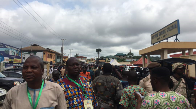 Inconclusive as violence mars exercise — Ekiti APC primary