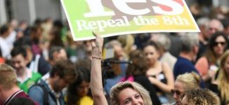 Ireland repeals ban on abortion