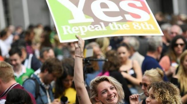 Ireland votes to legalize abortion: 'a tragedy of historic proportions'