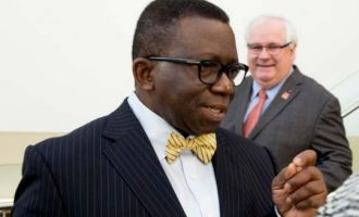 Adewole defends Buhari's medical trips, says Nigerians lack respect for privacy