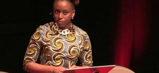 Chimamanda Adichie: Why men have a higher rate of dying by suicide