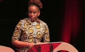 Chimamanda Adichie: I thought I would strangle my husband if he were a writer
