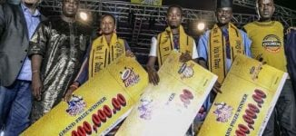 Fuji, juju singers win millions at Ariya Repete talent hunt