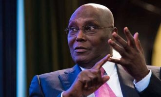 Atiku: If elected president, I'll serve one term