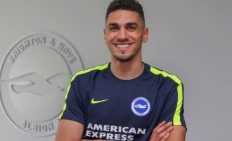 Leon Balogun keen to play 'biggest role' for Brighton & Hove Albion