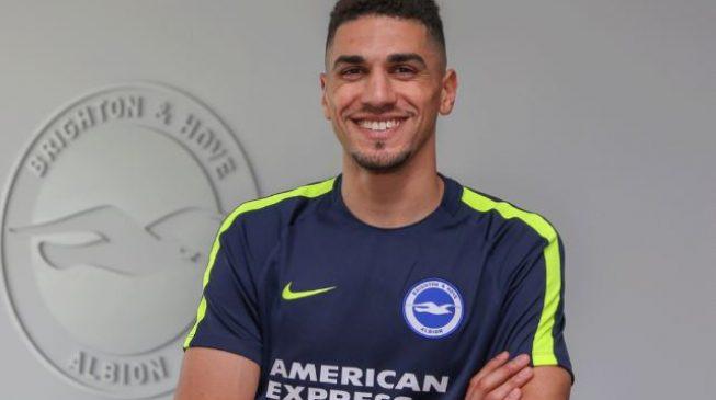Leon Balogun joins Brighton Albion