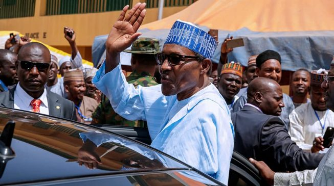 Buhari: Why I joined politics after forceful retirement from the army