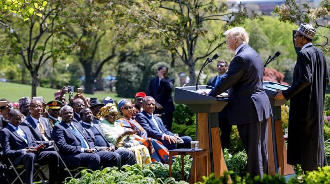 Buhari: US collaborating with Nigeria to repatriate $500m loot