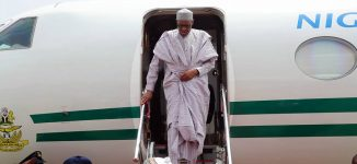 Medical trip: Buhari returns to Abuja after three days in London