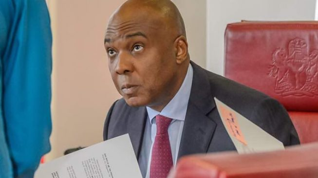 JUST IN: Saraki asks aide to get invitation letter from police
