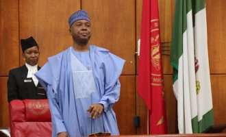 Did Miyetti Allah cross the line by threatening to forcefully remove Saraki as senate president?