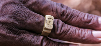 EXTRA: Maiduguri residents turn empty bullet shells into rings