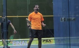 Chamberlain Squash Open: Zahed charges to victory in all-Egyptian final