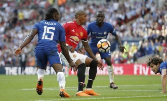 Chelsea pip Man United to eighth FA Cup title