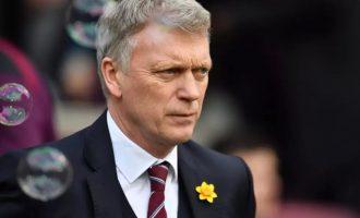 Moyes sacked by West Ham