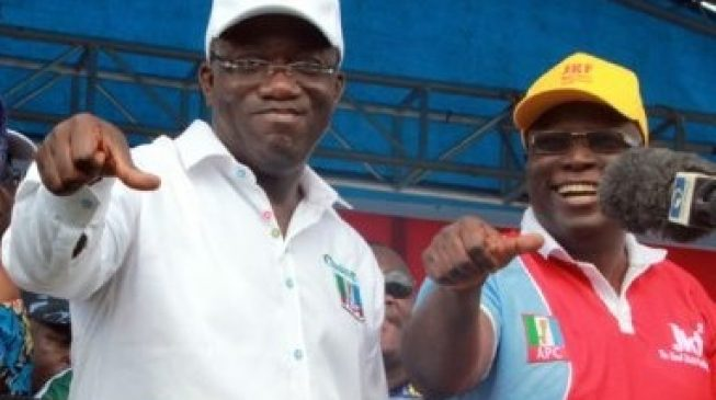 How they stand: Two ex-governors, three former lawmakers — the strong contenders in Ekiti APC primary election